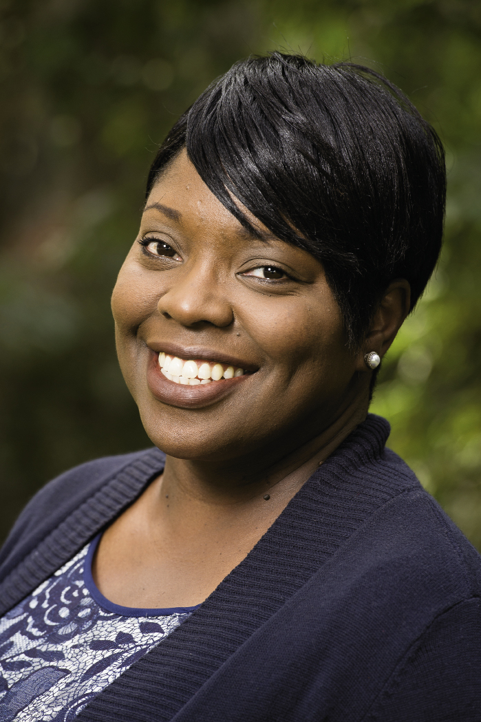 South Carolina Community Loan Fund executive director Michelle Mapp