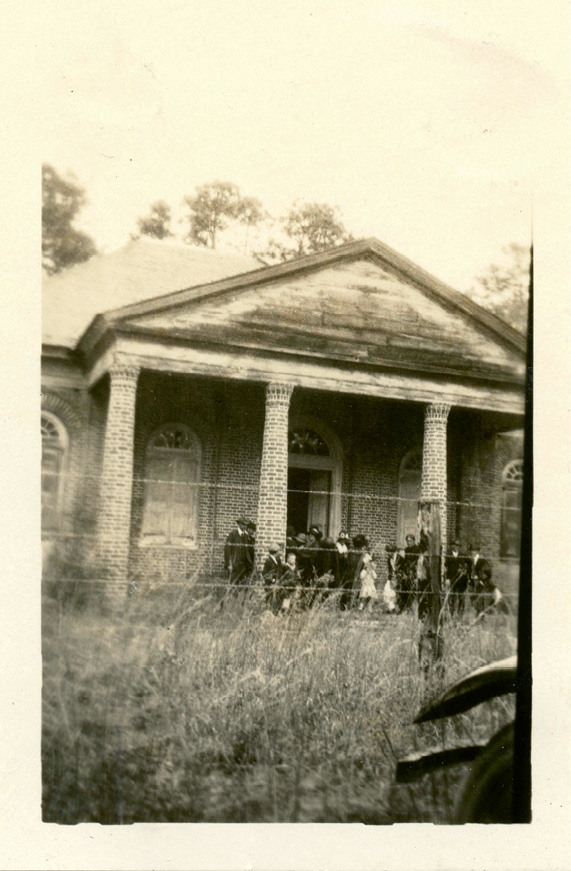 St. James-Santee: In April 1923, Charleston Museum director Laura Bragg arranged a tour of the historic site for participants in the American Association of Museums conference held downtown that year.