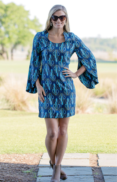 "Escapada Living's ""Margot"" dress"