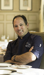 Charleston Wine + Food Festival cofounder & Circa 1886 chef Marc Collins