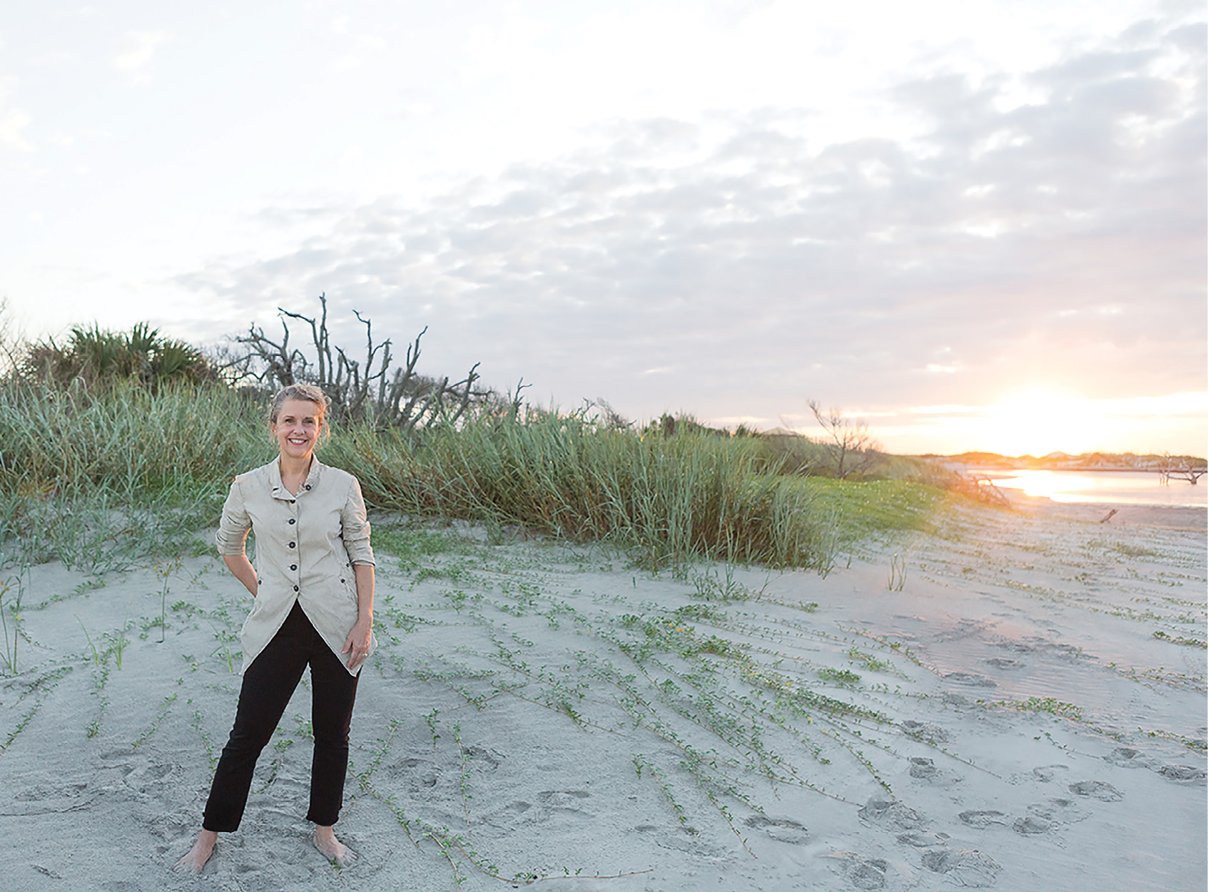 "From fighting sprawl to advocating for improved transportation and supporting local agriculture, the Coastal Conservation League counts a healthy quality of life as an integral part of its mission. ""We see people as part of the ecosystem,"" says executive director Laura Cantral"