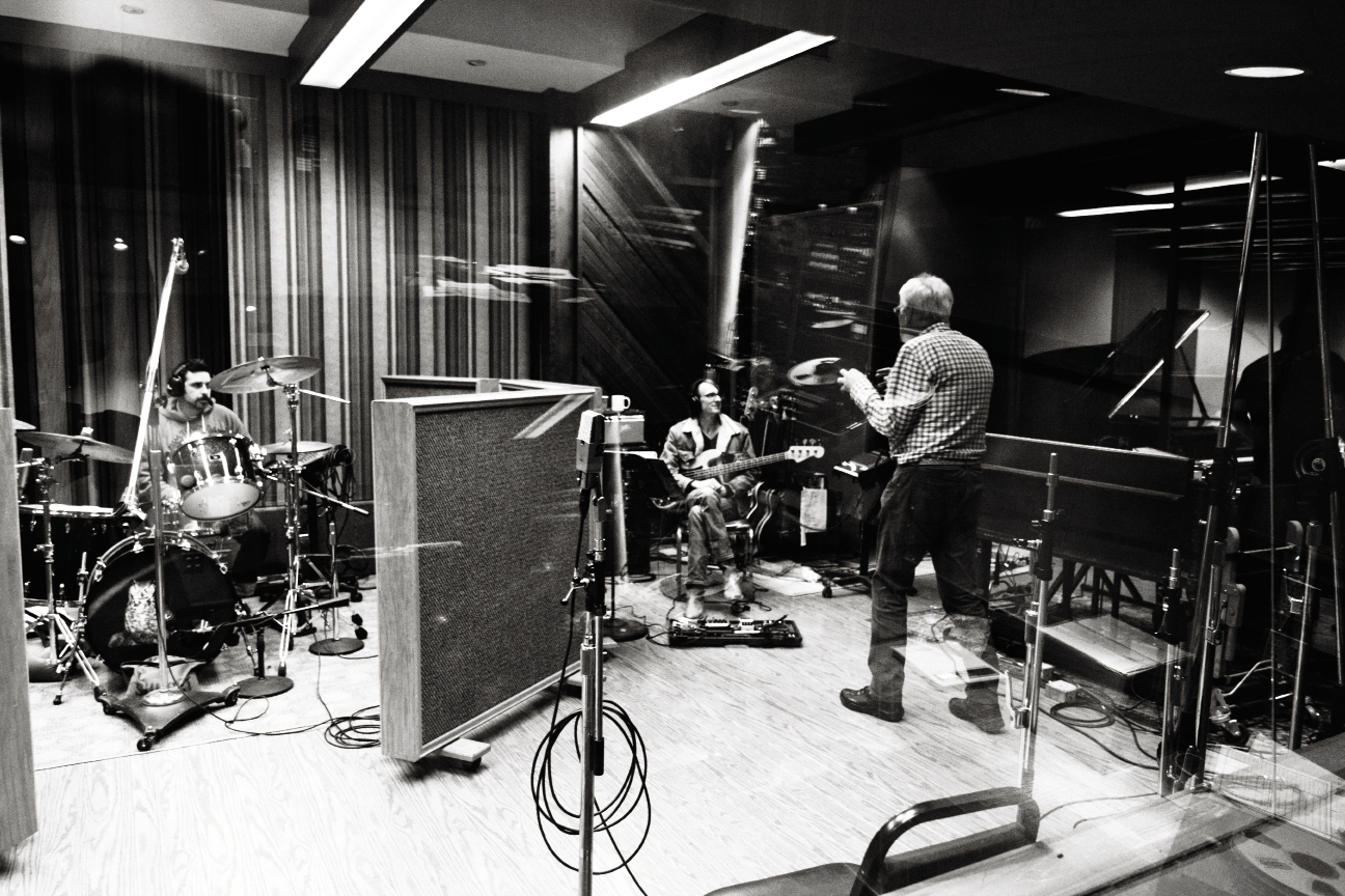 Band of Horses spent March and April 2012 recording Mirage Rock with producer Glyn Johns at Sunset Sound Studios in Hollywood, California.