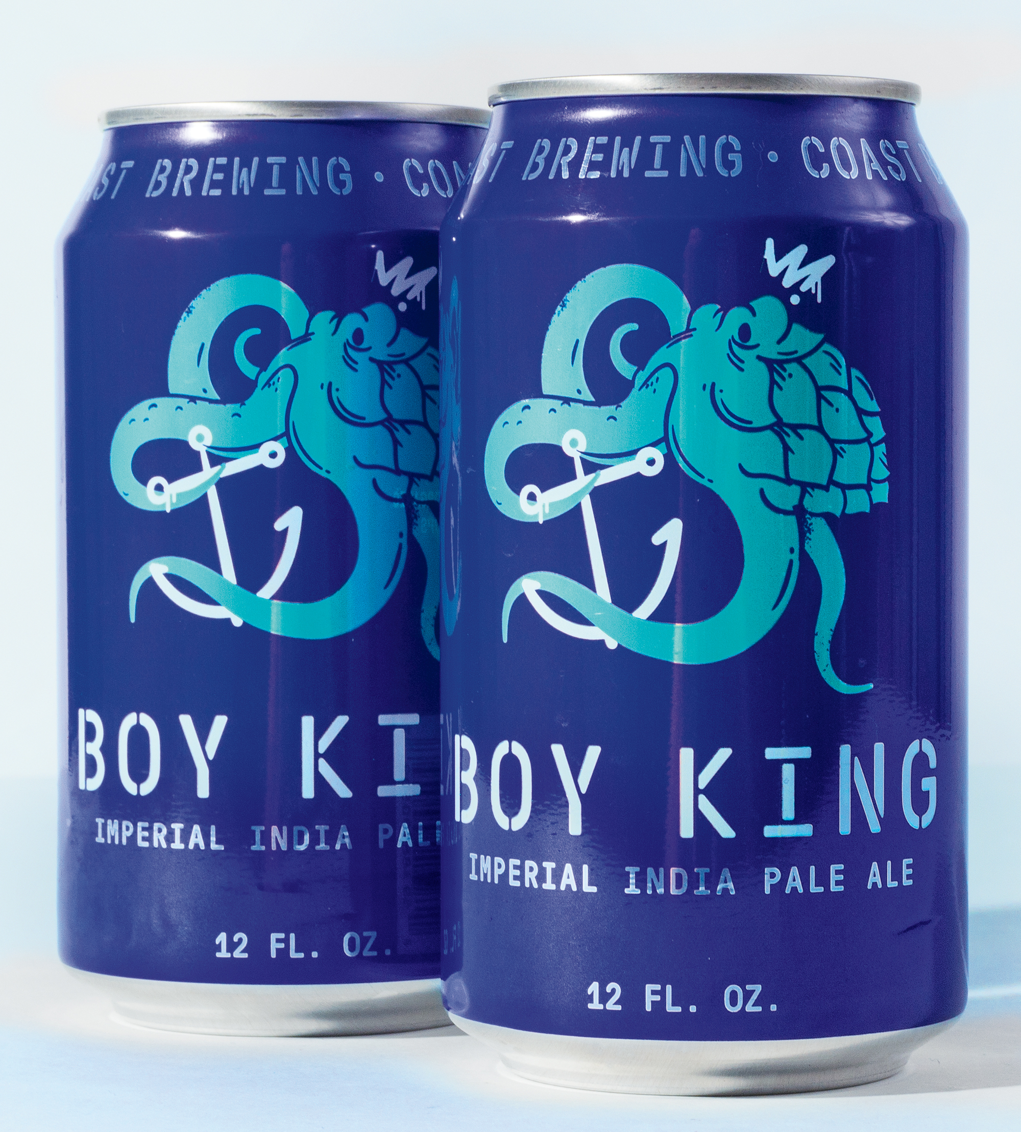 Brewing Co.'s Boy King Imperial IPA