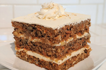 """Being Neighborly: """"When I get the chance, I head to Luckhaus & Brubaker Sweets & Treats for the carrot cake (my favorite dessert)."""""""