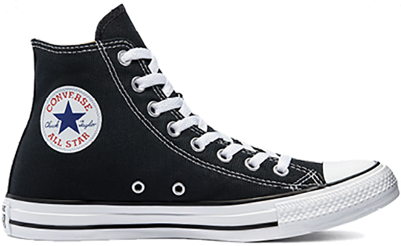 """Kick the Habit - """"One of the biggest problems vegans have: shoes. When I ditched my go-to John Varvatos leather boots, I thought, 'Chucks it is.' Converse has been my lifesaver. """""""