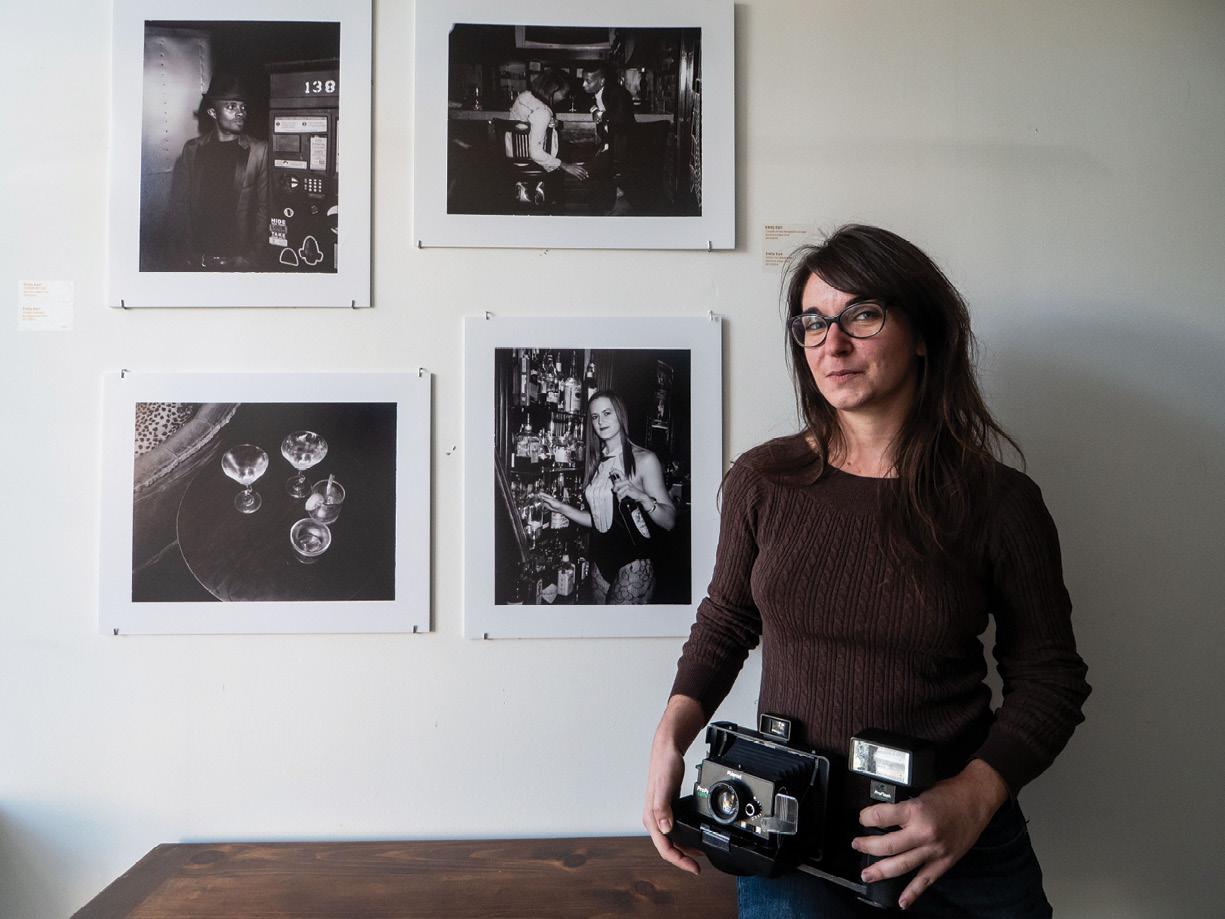 Photographer Emily Earl