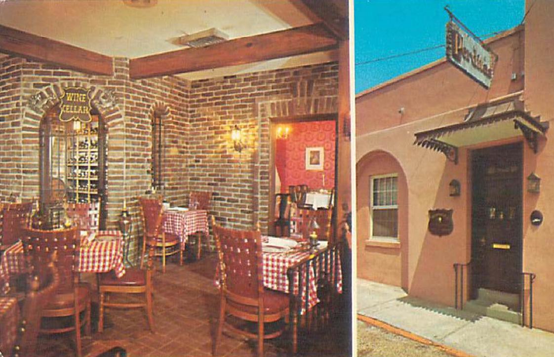 Perdita's on Exchange Street