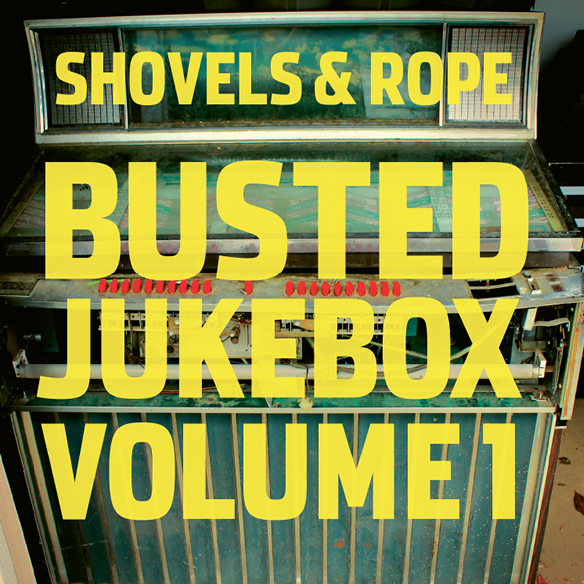 Busted Jukebox, Vol. 1 (Dualtone Music/Shrimp Records, 2015)