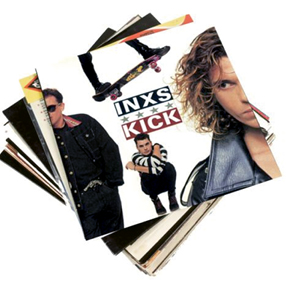 "Music Buff - ""My all-time favorite group is INXS. I love being able to discuss music with my 17-year-old, who tunes me into indie rock."""