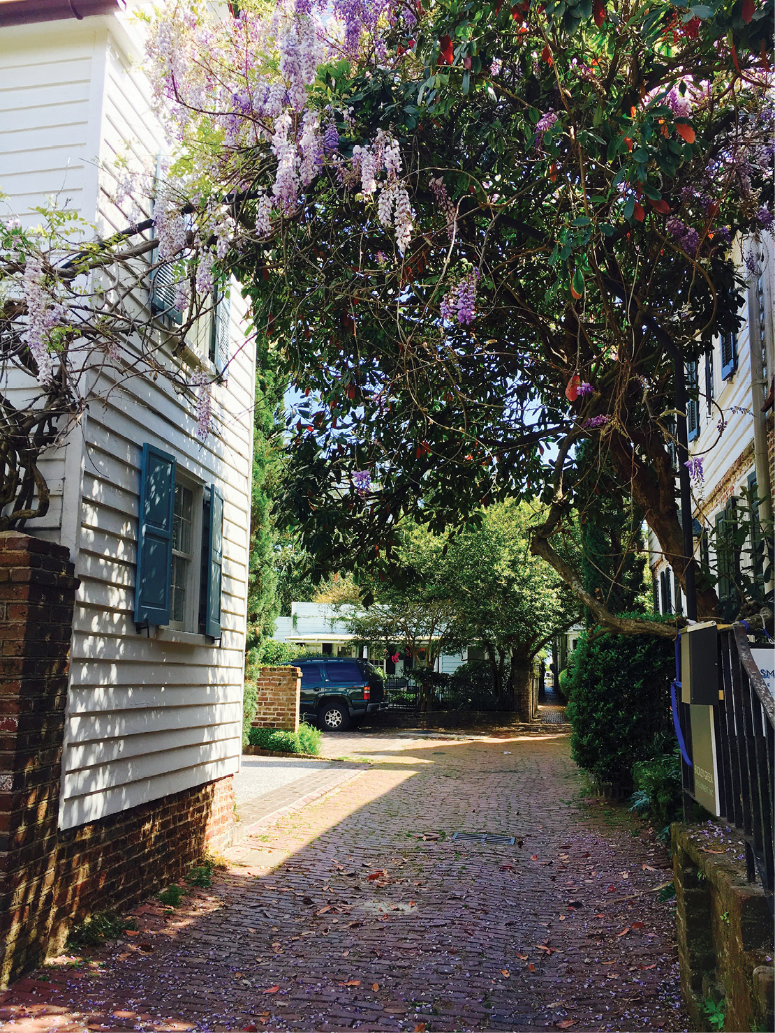 5. Stoll's Alley