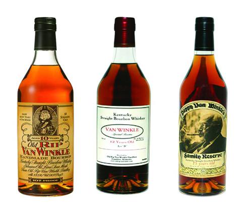 Old Rip Van Winkle Distillery