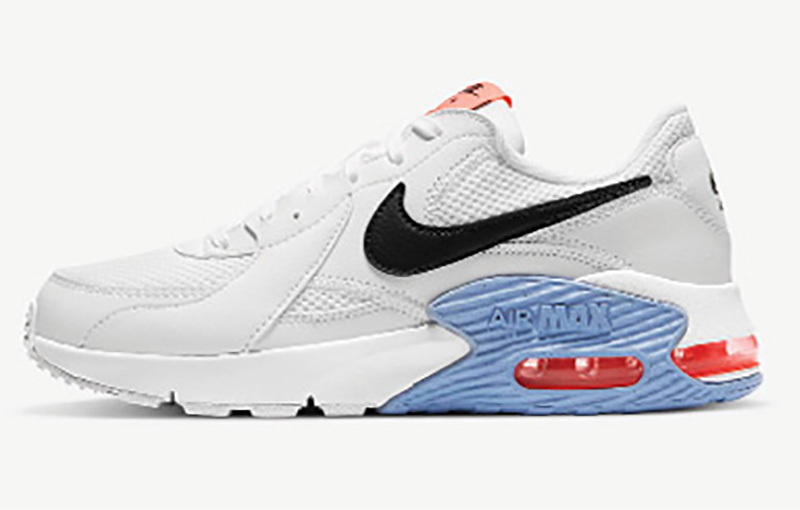 """Shoe Time: """"Nike Air Max 270s! Not only are they comfortable but pretty stylish, too. But comfort comes first as I'm on my feet all day!""""—Chasity"""