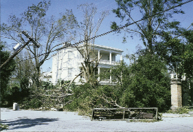 35 deaths in S.C. were related to Hugo, including people who were drowned, crushed by homes and by trees, and in post-storm house fires.