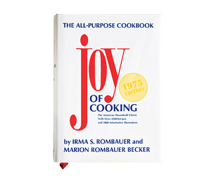 "Good Books - ""Charleston Receipts is an old standby, and I often use Under the Tuscan Sun. But Joy of Cooking is my go-to for everything."""