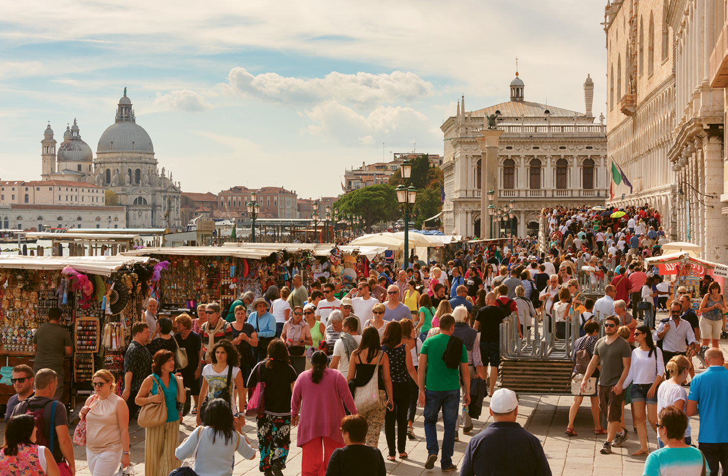Last fall, The Post and Courier ran an op-ed by art historian and If Venice Dies author Salvatore Settis, who warns of unchecked tourism killing an historic city, such as Venice (shown here).