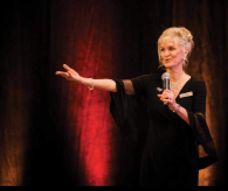 Pet Helpers founder Carol Linville