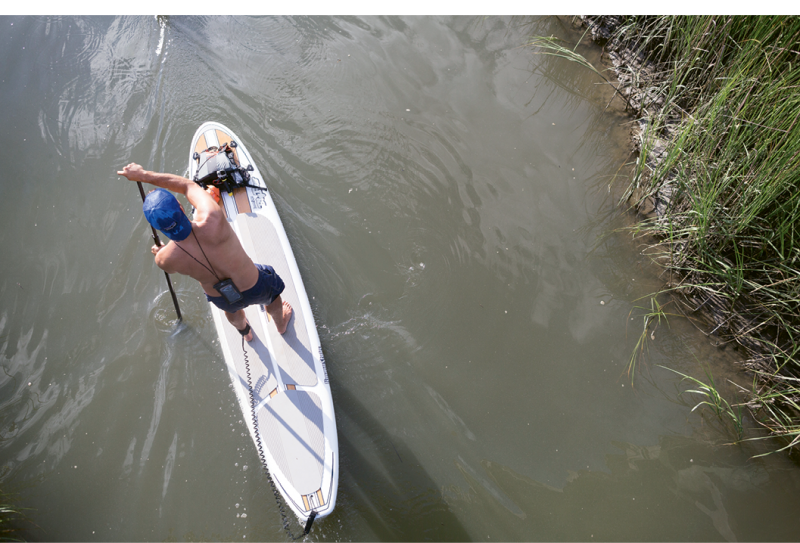 Charleston Waterkeeper's testing reveals that Shem Creek regularly does not meet the state's water quality standard for safe swimming.