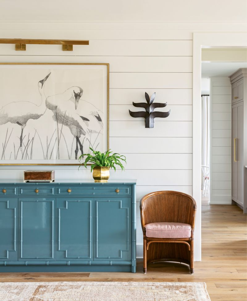Ship-shape: How do you feather your soon-to-be empty nest? One couple embraces their kid-free future by transforming a Boatyard home on Shem Creek into an oasis for waterfront entertaining.