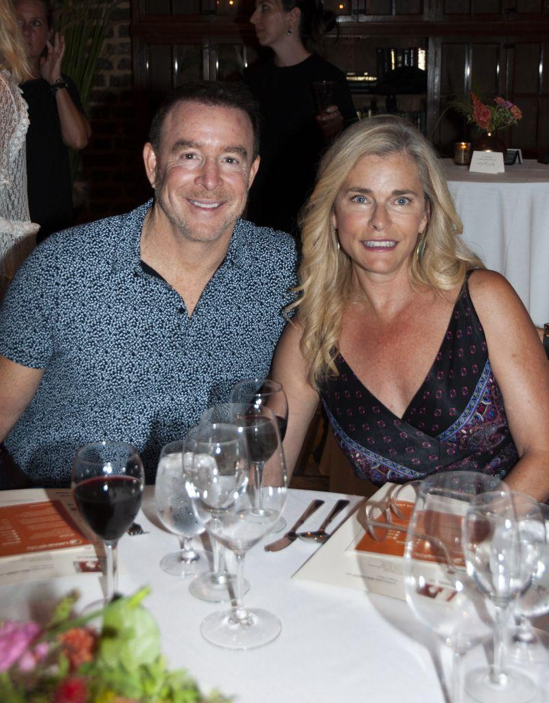 Bruce and Cathy Caulk