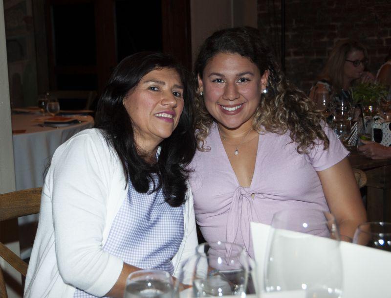 Alba and Tiffany Aguilera