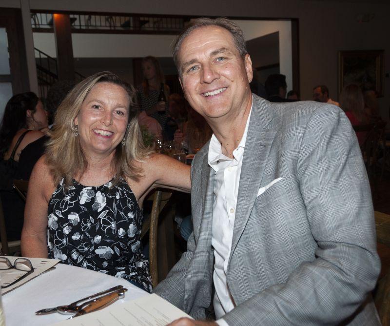 Pam and Richard Hricik