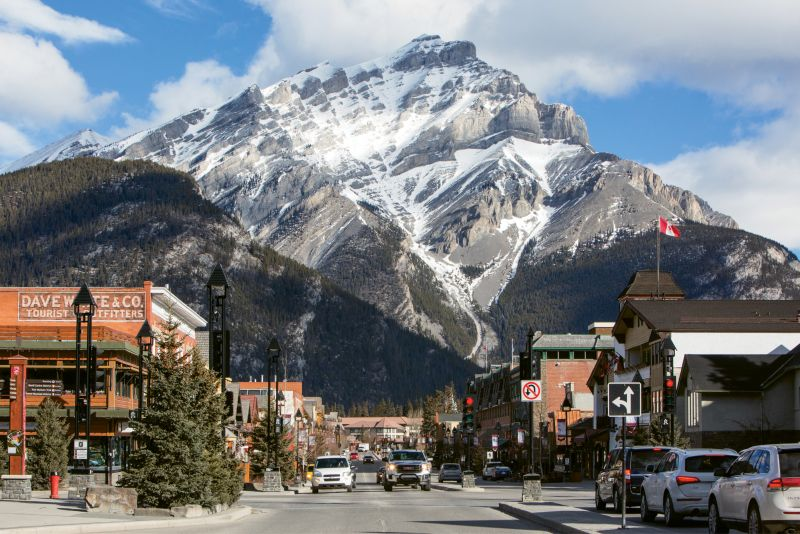 Looming Large: It's easy to see why serious skiers flock to the heart of British Columbia: The town of Revelstoke is as wild and welcoming as its unlikely name.
