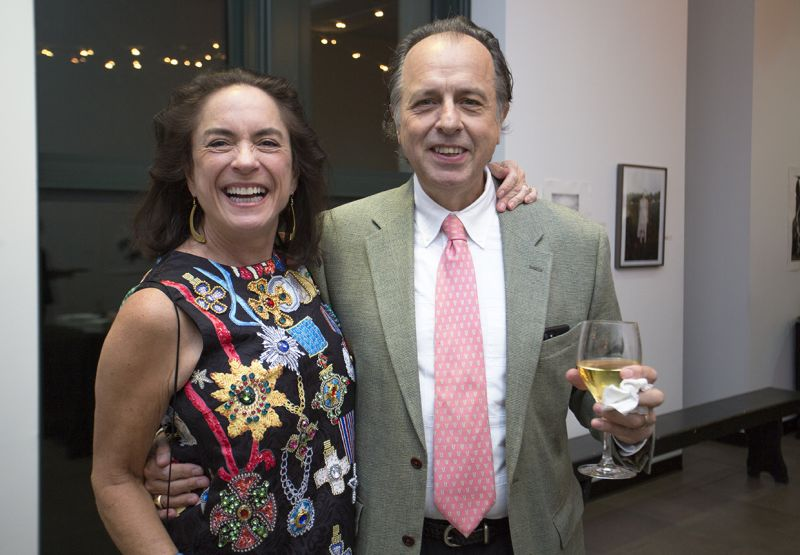 Gregg Smythe and George Arana
