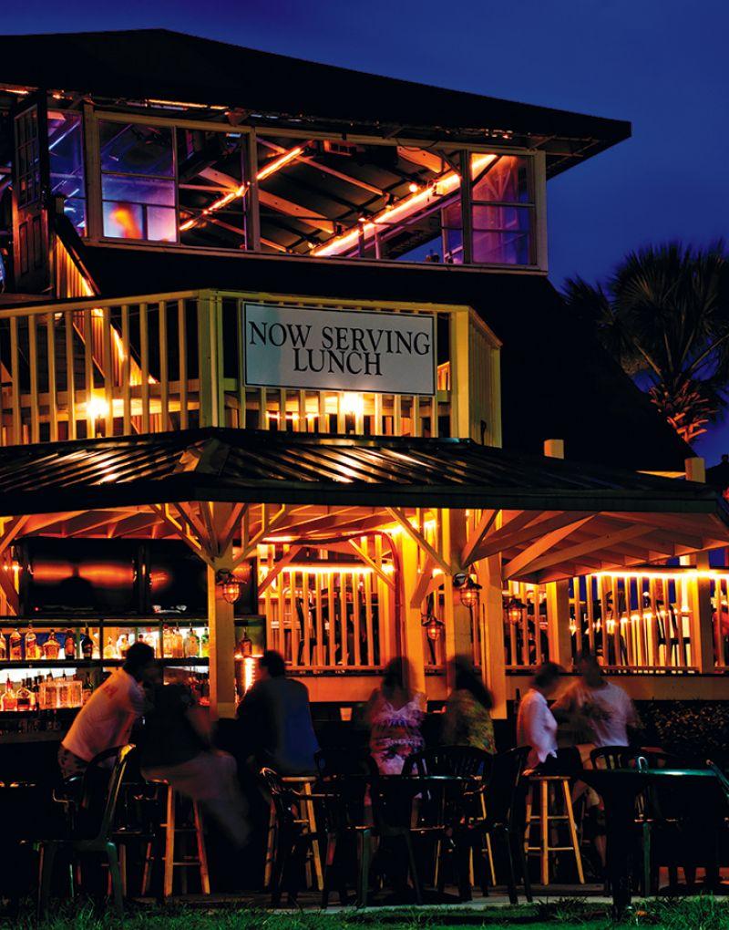 Isle of Palms - Morgan Creek Grill
