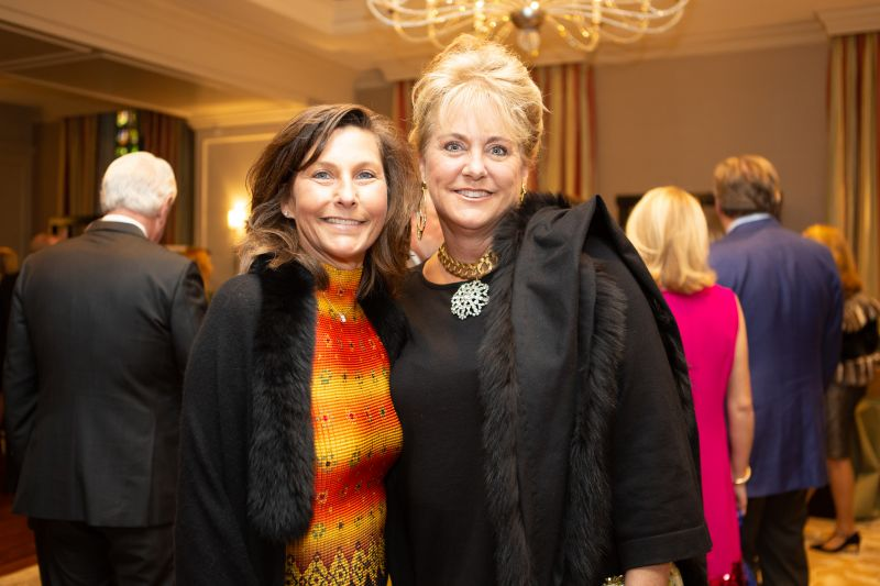 Susan Knox and Carolina Bryan