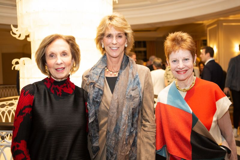 Bev Seinsheimer, Candra Seley, and Jill Almeida
