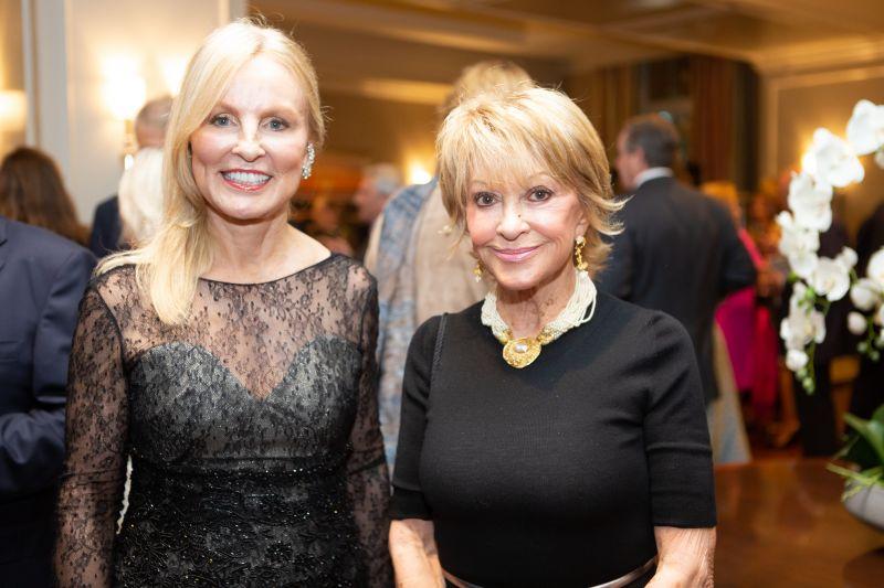 Carolyn Rider and Karen Gudis