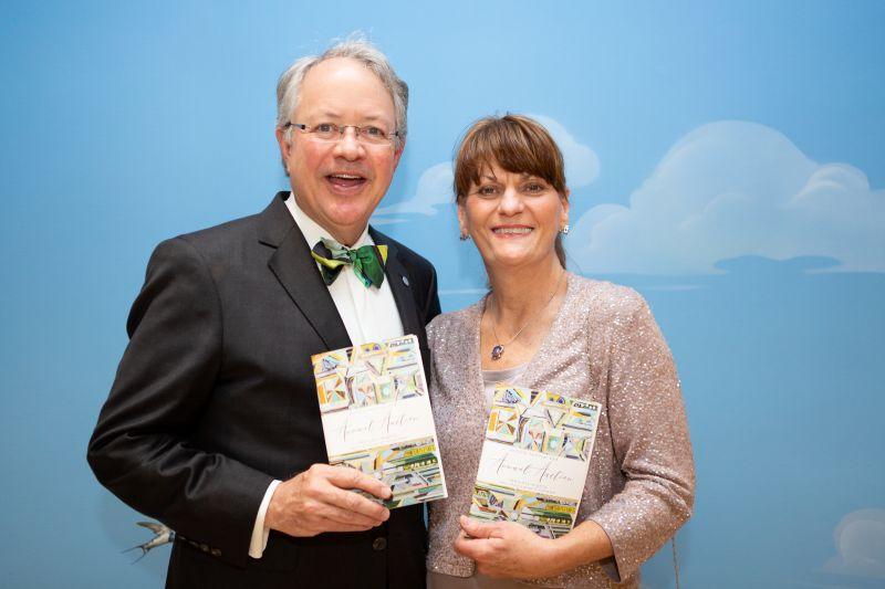Charleston Mayor John and Sandy Tecklenburg