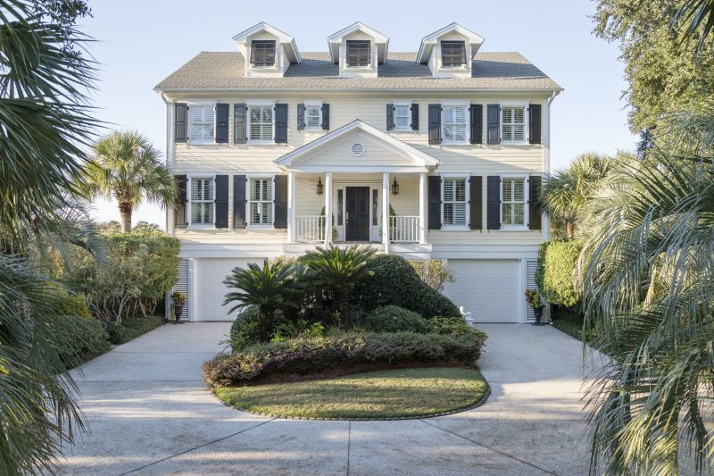 WHAT'S OLD IS NEW AGAIN: After 30 years of family life, the Rama residence, situated on the back side of Isle of Palms, was in need of an update.