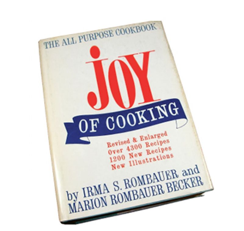 """Food for Thought:  """"Greer reads cookbooks leisurely, which I didn't realize people did. She'll bring them to the beach."""""""