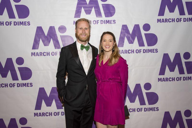 Perry and Jenna MacLennan