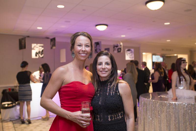 Meredith Langhoff and Jennifer Virga