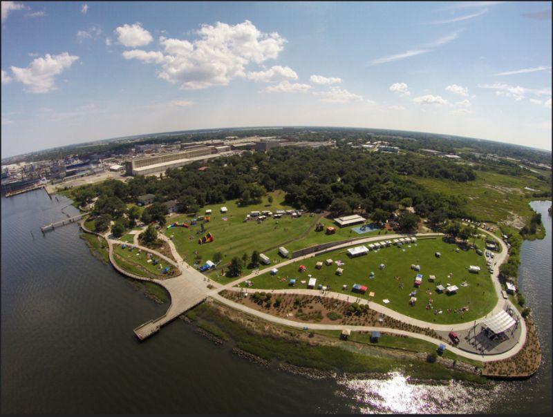 North Charleston Waterfront