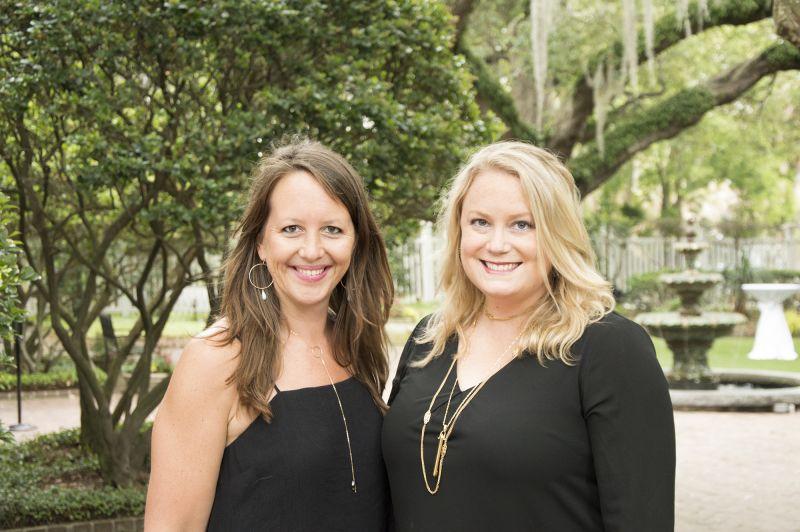 Jessica Cashuan and Lisa Miller