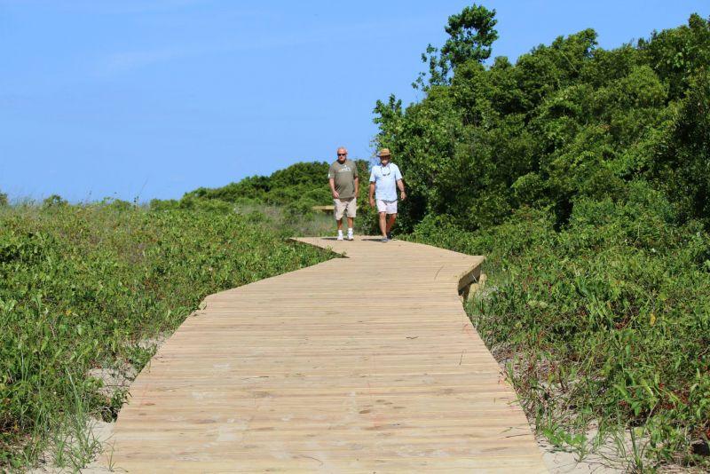 Sullivan's Island - Nature Trail