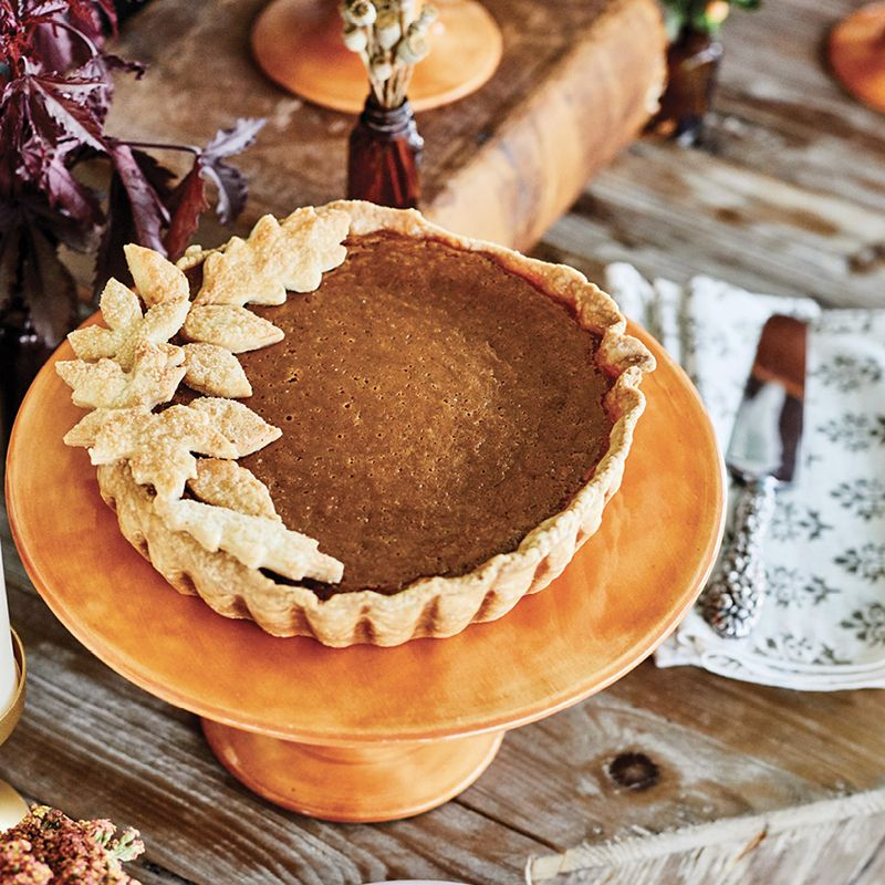 Pumpkin Pie from Kudzu Bakery & Market