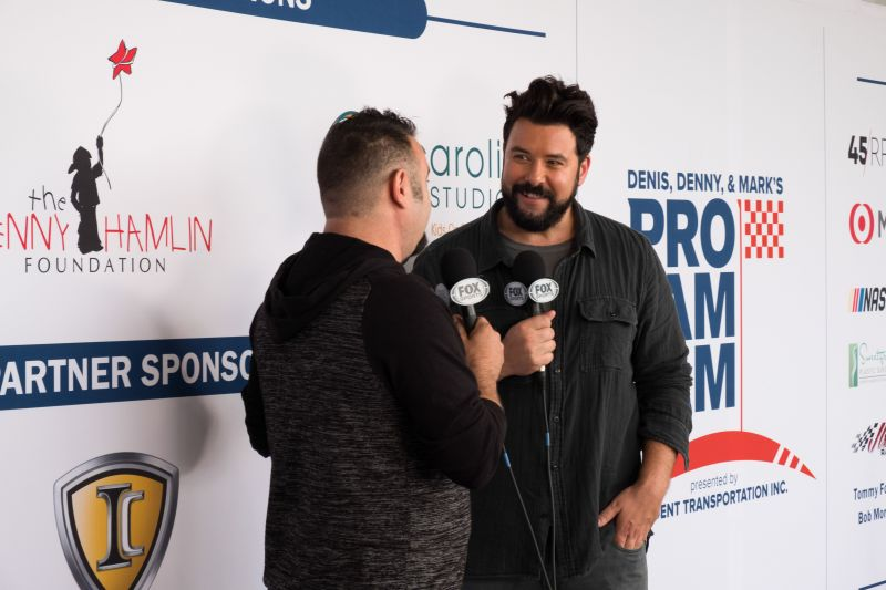 Chris Kirkpatrick, formerly of NSYNC, chats with Fox Sports.