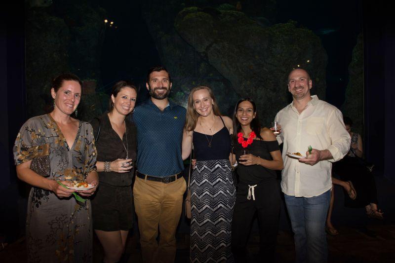 San Hansen, Marcie Dorlon, Zeke Walton, Rebecca Cornwell, Neha Patel, and Brian Ferla