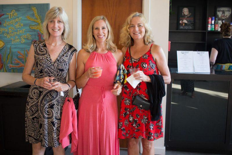 Lisa Early, Allison Rice, and Linda Early