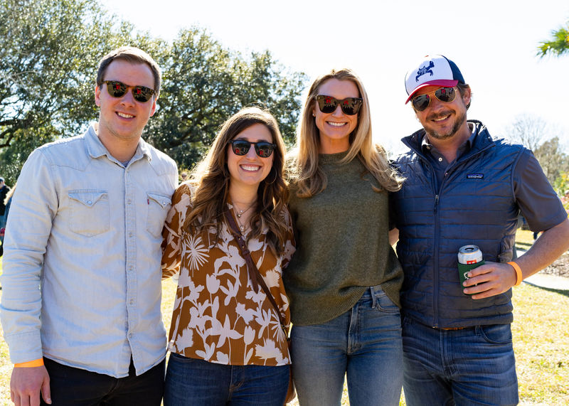 Jace Cameron, Torrey Knapp, Sarah Shelley, and Ryan Knapp