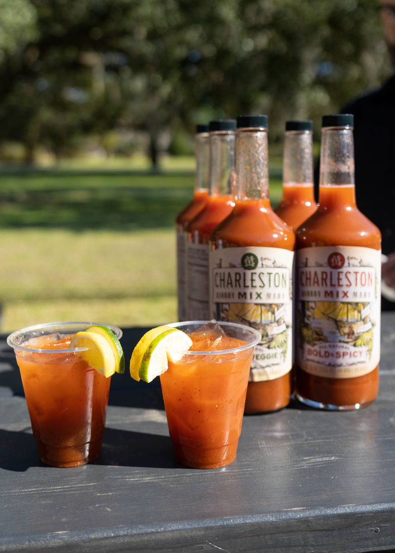Charleston Bloody Mary Mix's take on the classic cocktail