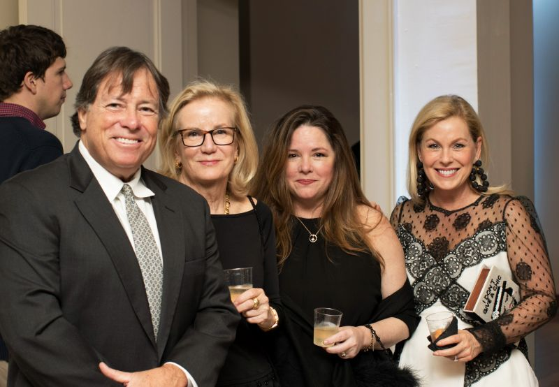 David Collins, Anne Brown, Michelle McQuillan, and Paula Yorke