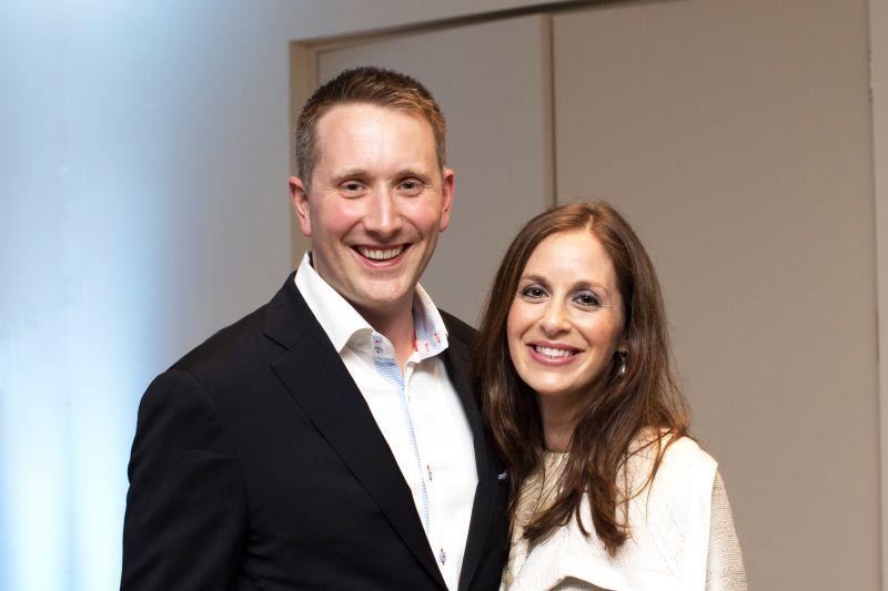 Tom and Jana Carroll