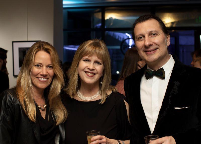 Michele Seekings, Sheridan Hough, and Christian Coseru