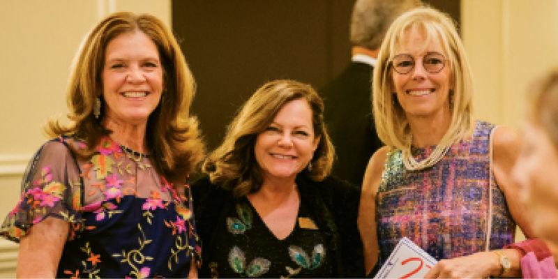 Fran Vitale, Cari Auger, and Mary Prelack