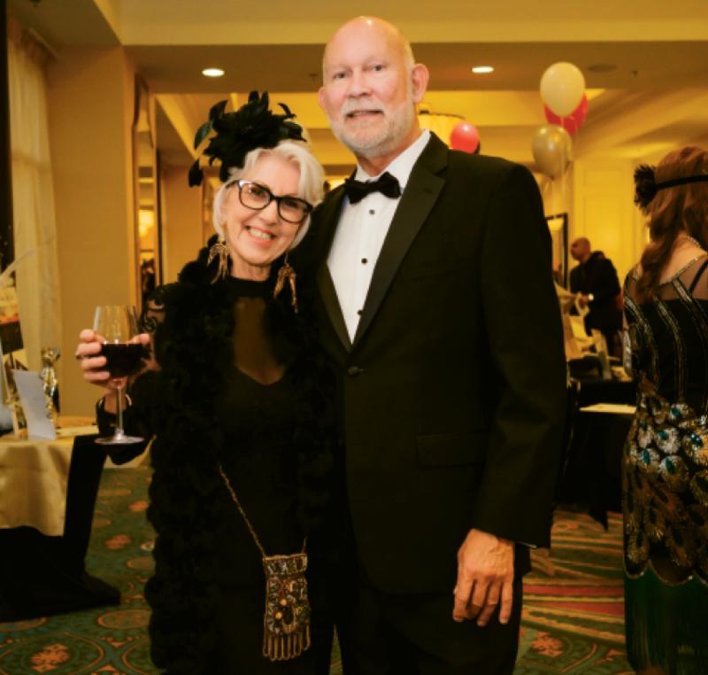 Diane Clay and John Dixon